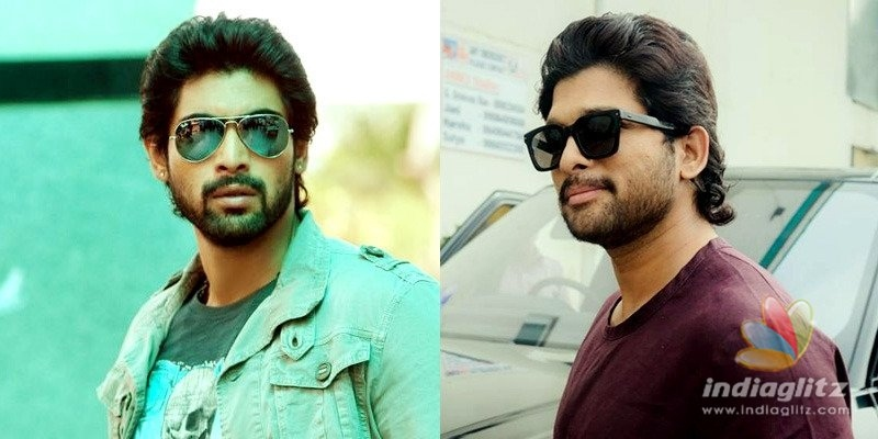 Allu Arjuns conference call with Rana & star heroine