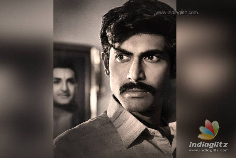 Chandrababu Naidus new look out!