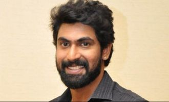 Rana steps into controversial actor's shoes