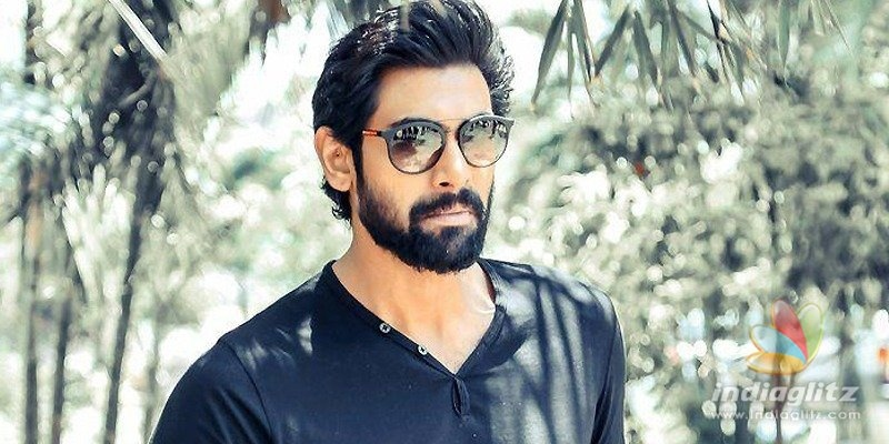Film events are incomplete without her: Rana
