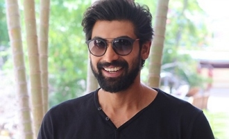 Rana Daggubati's new movie announced