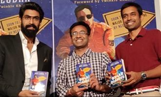Rana unveils IPS officer Amit Lodha's 'Bihar Diaries'
