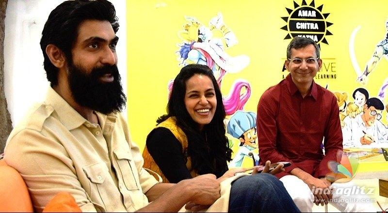 Amar Chitra Katha comics are our ethos, values: Rana