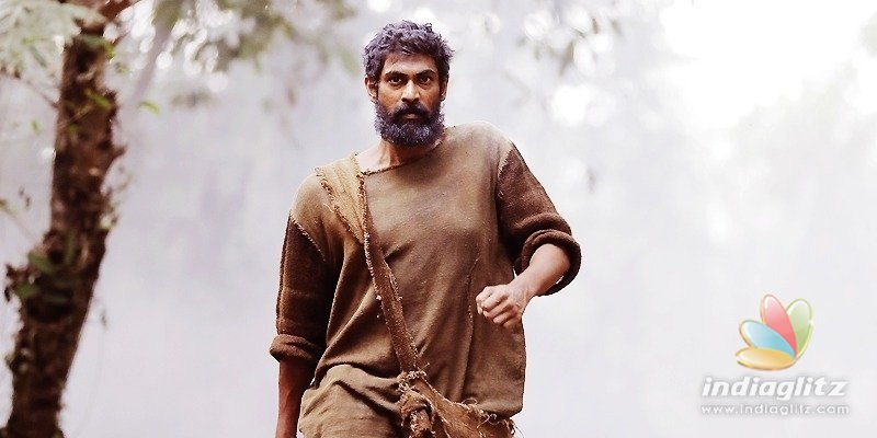 Ranas hardwork for Aranya & the inspiration behind the film