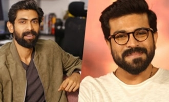 Pic talk: Rana and Charan's bonding since childhood as friends