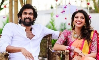 Rana reveals how he proposed to Miheeka