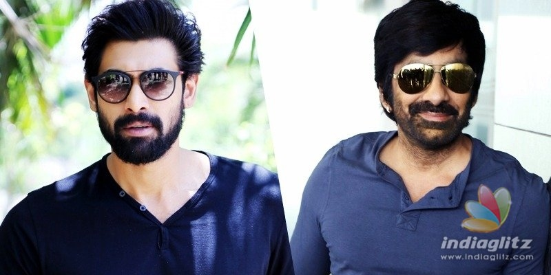Rana and Ravi Teja confirmed for that multi-starrer?