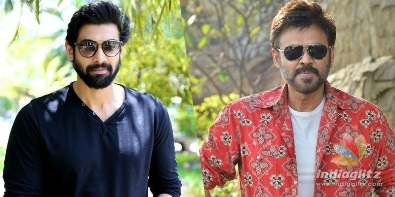 Are Rana and Venky going to appear in one film?