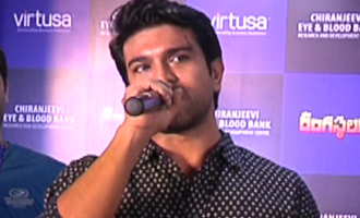 Ram Charan @ Josh Fantasy Season 4 @ Virtusa