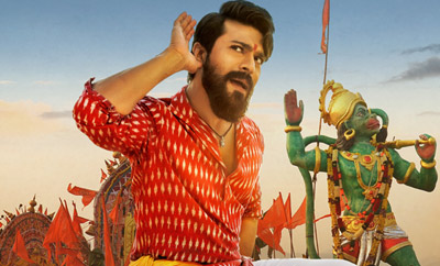 Mega fans just can't wait for 'Rangasthalam' album