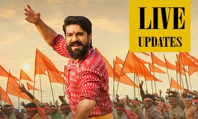 'Rangasthalam' Review Live Updates
