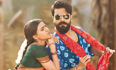 'Rangasthalam' songs on a rampage