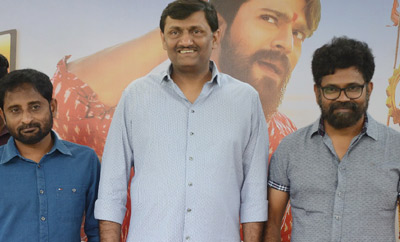 'Rangasthalam' Press Meet