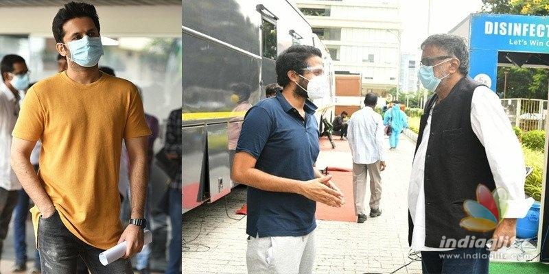 Potential Sankranthi release Nithiin-Keerthy Sureshs Rang De goes on floors