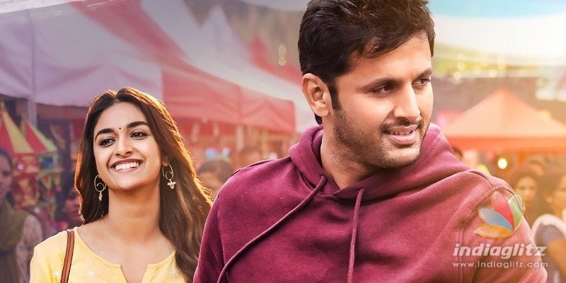 Rang De: Day 1 collections in Telugu States revealed
