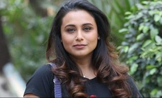 He who urinates outside Rani Mukerji's house!