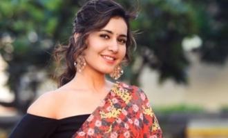 Raashi Khanna to star in Mahasamudram