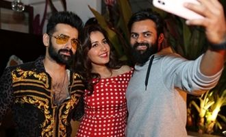 Rashi Khanna Birthday Party