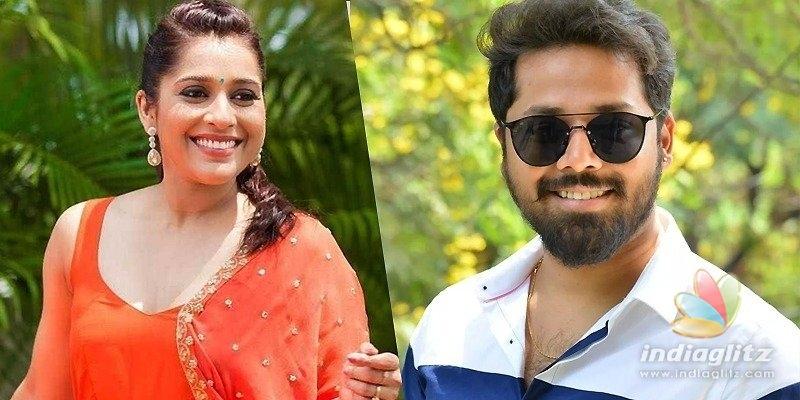 Rashmi and Nandu again