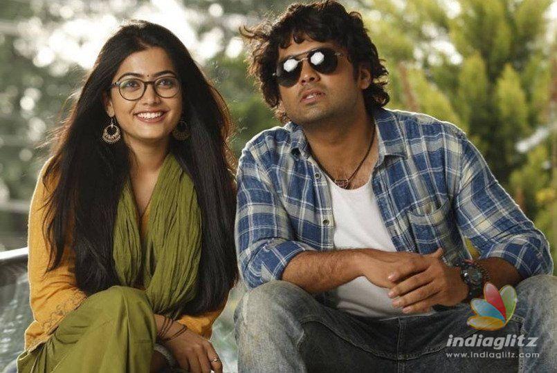 Dont judge Rashmika: Boyfriend Rakshit