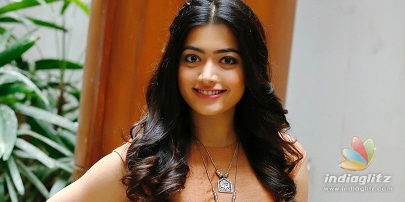 Thats my most annoying habit: Rashmika Mandanna