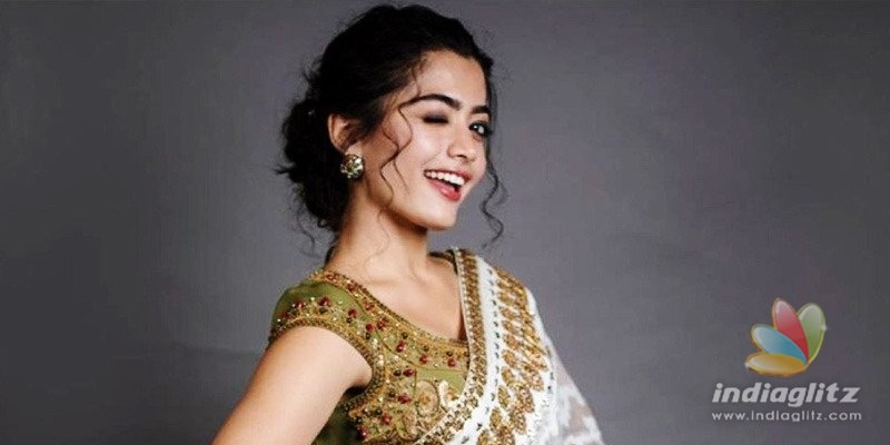 Rashmika Mandanna to become first one in that aspect!