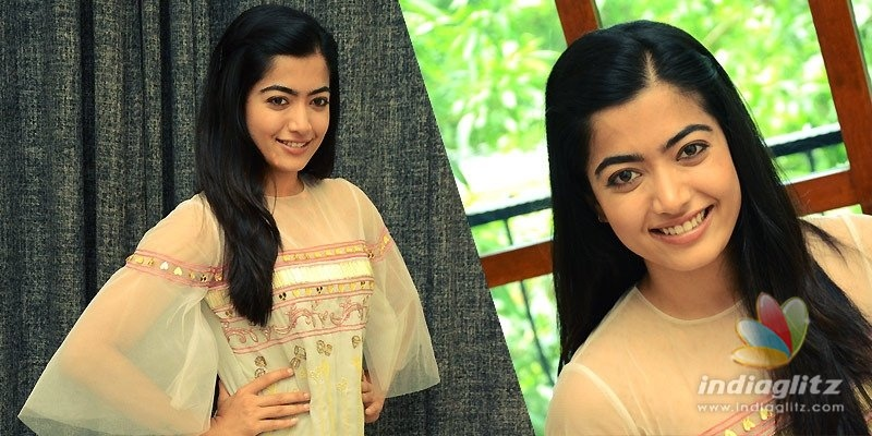 Dear Comrade is emotional, inspiring: Rashmika