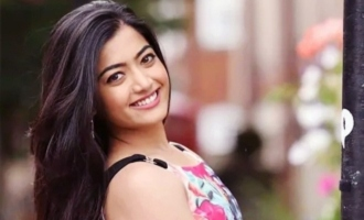 Pic Talk: Rashmika poses randomly, her photographer loves it