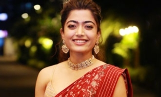 Rashmika Mandanna savours 'little things that matter' to her