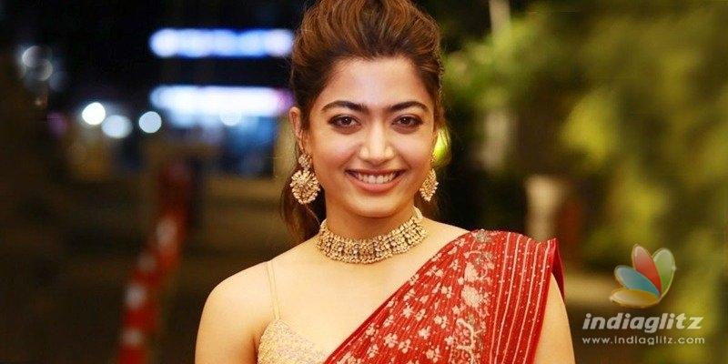Rashmika Mandannas parents just couldnt believe it!