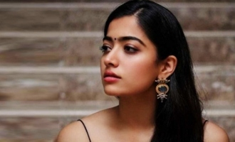 IT sleuths raid Rashmika's properties