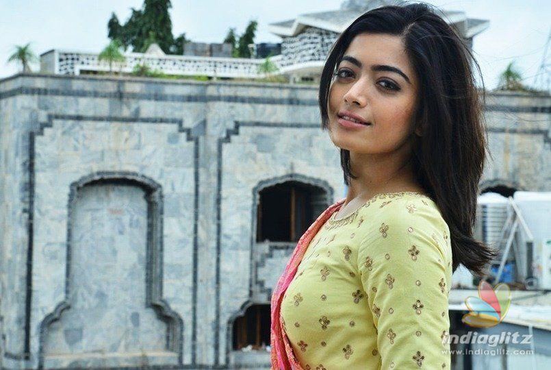 Rashmika on Geetha Govindam, priorities & more