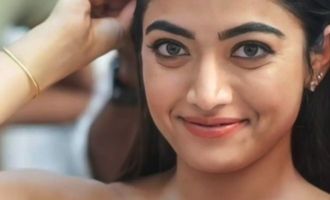 Pic Talk: Rashmika Mandanna is pretty in one-piece dress