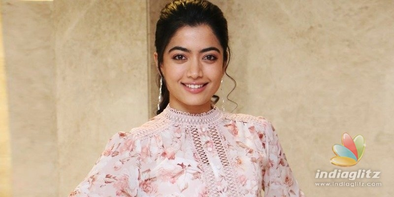 Rashmika Mandanna loves Mumbai after participating in Mission Majnu shoot