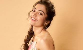 Rashmika Mandanna moves to an apartment in Mumbai