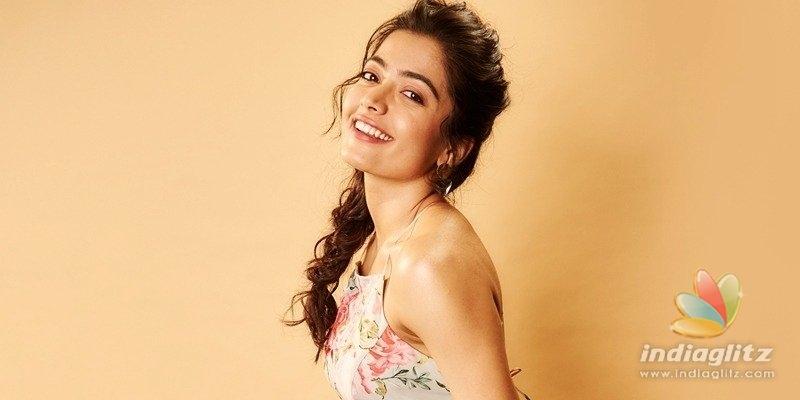 Rashmika to make Hyderabad her second home