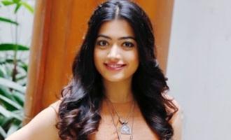Rashmika Mandanna buys a flat in Mumbai