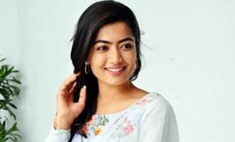 Fan travels 900KM to meet Rashmika, returns after police intervene