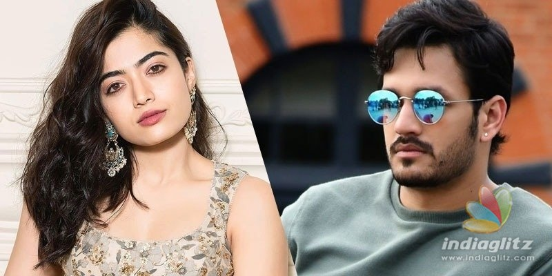 Rashmika to team up with Akkineni lad for her next