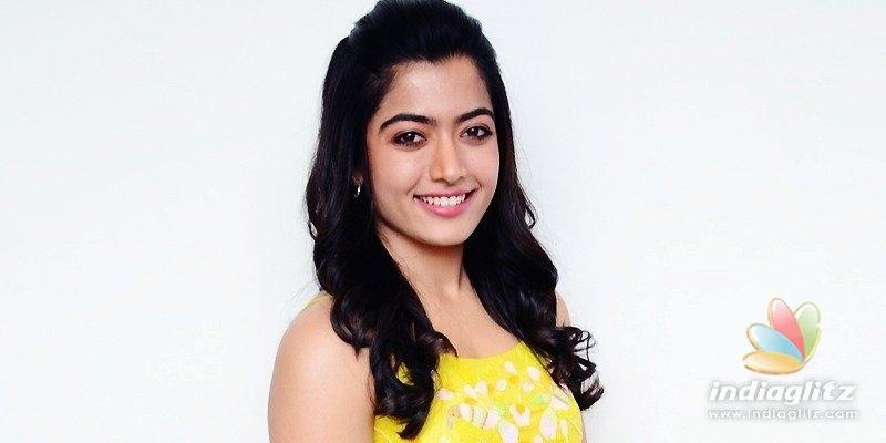 Bheeshma is thoroughly enjoyable: Rashmika