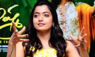 'Bheeshma' is thoroughly enjoyable: Rashmika