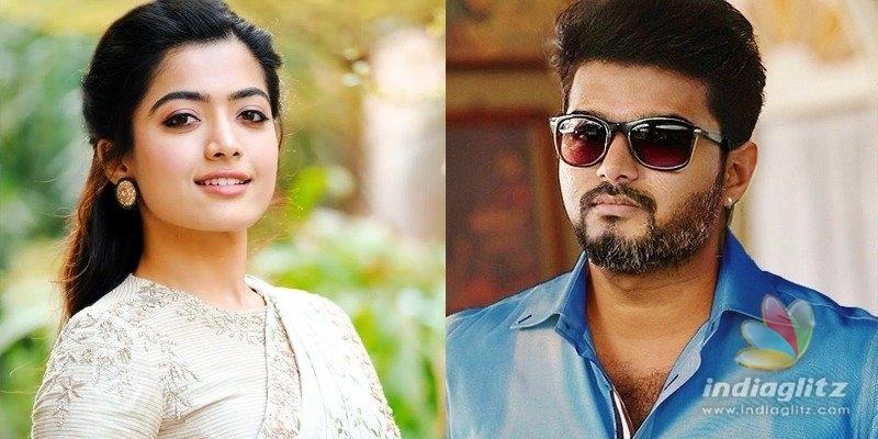 Has Rashmika Mandanna bagged superstar Vijays film?