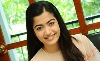 'Dear Comrade' is emotional, inspiring: Rashmika