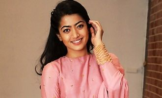 Water pollution shakes Rashmika, does photoshoot