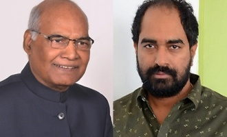 President of India to watch Krish Jagarlamudi's movie