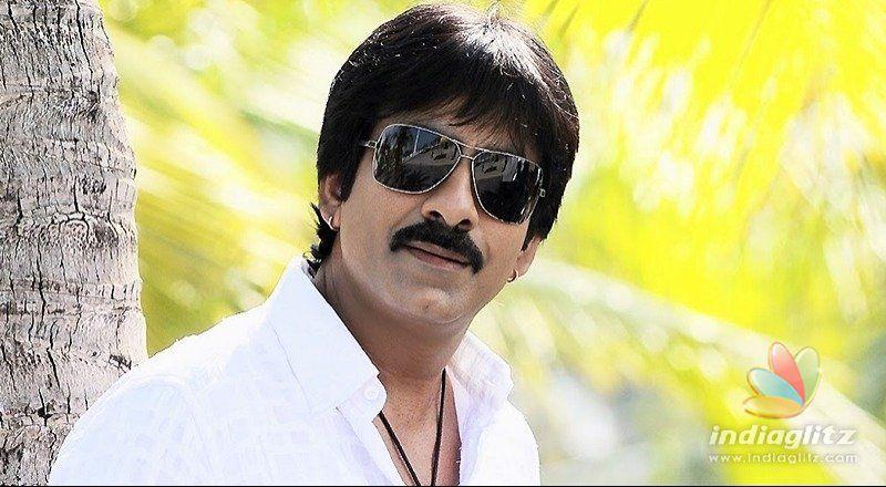 Ravi Tejas Disco Raja is set for photography