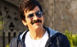 Ravi Teja is kicked about playing an MRO