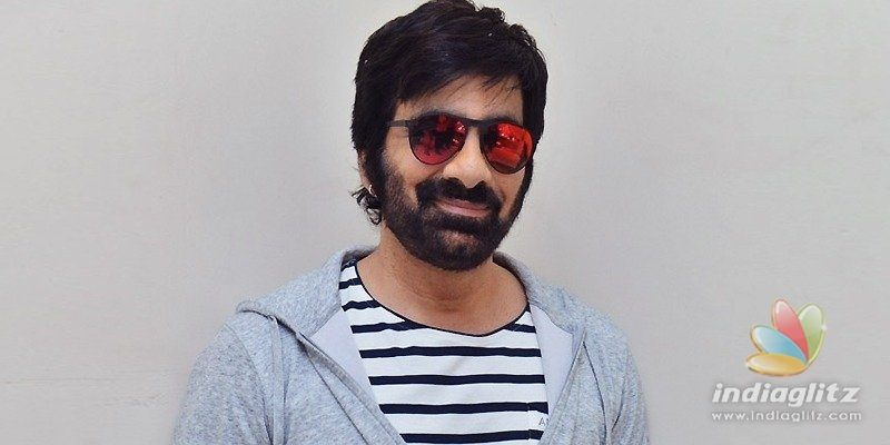 Is Ravi Teja too egoistic about remuneration?