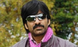 Ravi Teja's new action thriller locked; Deets inside