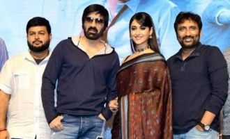 We will make you convulse with laughter: Ravi Teja